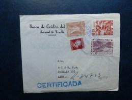 40/917     LETTRE PERU - Pérou