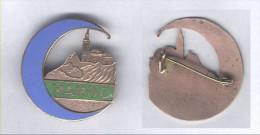 Insigne Maroc - Breloque De Foyer - Badges & Ribbons