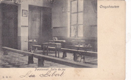 Cruyshautem, Pensionnat : Salle De Jeu, Staat : Zie 2 Scans - Kruishoutem
