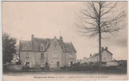 Savigny-sur-Braye. - Ancien Prieuré Et L'Arbre De La Liberté. - France