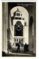 CPA 75 Paris Exposition Internationale 1937 Pavillon Catholique Pontifical  Animé - Expositions