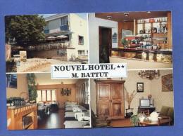 Hôtel - Nouvel Hôtel M. BATTUT à ALVIGNAC - Lot - Hoteles & Restaurantes