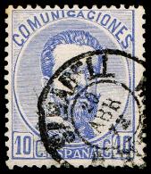 "BARCELONA - EDI O 121 - FECH. T.II \""SABADELL\ - 1872-73 Reino: Amadeo I"