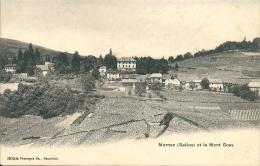 France - Mornex ( Salève ) Et Le Mont Goss - Saint-Julien-en-Genevois