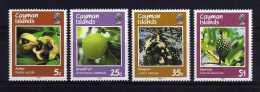 Cayman Islands - 1987 - Fruits - MNH - Iles Caïmans