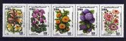 Syria - 1990 - International Flower Show - MNH - Syrie