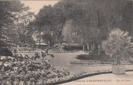 78 - CHATEAU D'AUFFREVILLE / VUE DU PARC - Sonstige Gemeinden