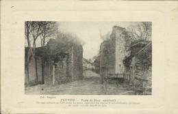 PROVINS . PORTE DE JOUY .  EXTERIEUR - Provins