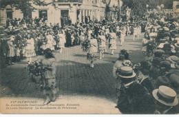 339/22 - Carte-Vue JEUX OLYMPIQUES ANVERS 1920 - Ommegang Renaissance Du Printemps - Non Circulée - Summer 1920: Antwerp