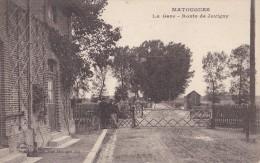 MATOUGUES  - La Gare - Route De Juvigny - France