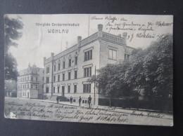AK WOHLAU Wolow 1908 ///  D*11869 - Schlesien