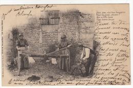 CPA (46) : Le Lot Illustré : Pan, Pan, Oïci Lous Brogaïrés… - Unclassified