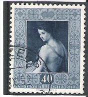 Liechtenstein 1952  Michel Nr.308  Used O - Liechtenstein