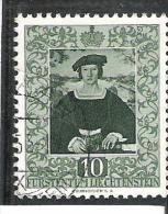 Liechtenstein 1953  Michel Nr.311 Used O - Liechtenstein