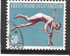 Liechtenstein 1956  Michel Nr.344 Used O - Liechtenstein