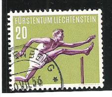 Liechtenstein 1956  Michel Nr.343 Used O - Liechtenstein