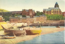 Le Tréport-Mers Et Environs Le Port à Marée Basse Très Bon Etat - Le Treport