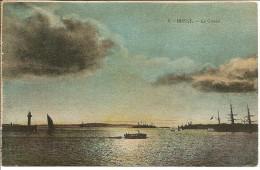 N°939 - Brest - Vue Colorisée - Le Goulet - Brest