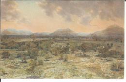 SA-T046/ Berglandschaft, Berg Thaba Mossecho Und Modimolle - Tansania