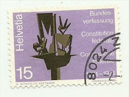 1974 - Svizzera 965 Avvenimenti C3192, - Usati