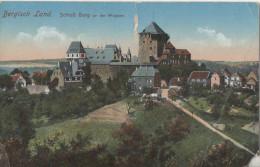 BERGISCH LAND SCHLAB BURG AN DER WUPPER ABIMEE - Bergisch Gladbach