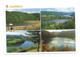 """CPM - MIREMONT (63) VVF Villages """"CONFOLANT"""" Résidence , Havre De Paix Avec Vue Sur Le Lac Des Fades - Non Classés"""
