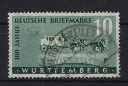 W�rttemberg Michel No. 49 gestempelt used