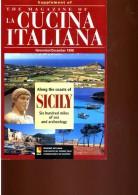 LA CUCINA ITALIANA ALONG THE COASTS OF SICILY - Turismo, Viaggi