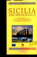SICILIA ARCHEOLOGICA 65 SCHEDE DI LOCALITA' DI INTERESSE ARCHEOLOGICO 28 CARTINE CARTA DELLA REGIONE DE AGOSTINI - Turismo, Viaggi
