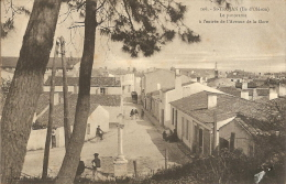108 - SAINT TROJAN LES BAINS - LE PANORAMA A L'ENTREE DE L'AVENUE DE LA GARE - Ile D'Oléron