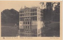 Tournai       Chateau De Froyennes           Scan 7050 - Kortrijk