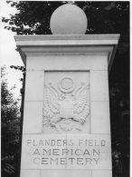 Waregem. Flanders Field American Cemetery. Photo. Foto. - Guerra, Militari