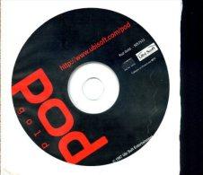 CD POD GOLD UBI SOFT - CD