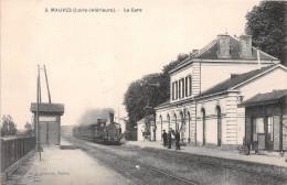 ¤¤  -   3  -  MAUVES   -   La Gare  -  Train  -  Chemin De Fer   -  ¤¤ - Mauves-sur-Loire