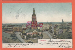 REPUBLIQUE TCHEQUE  -  TROPPAU  -  Oberring  -  1902 - Tchéquie
