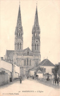 ¤¤  -  51  -  MACHECOUL   -  L'Eglise      -  ¤¤ - Machecoul