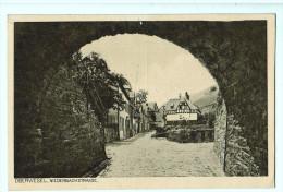OBERWESEL Niederbachstrasse ( Rare ! ) - Oberwesel