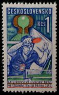 CXHAMPIONNATS D'EUROPE DE TENNIS DE TABLE A PRAGUE 1976 - NEUF ** - YT 2155 - MI 2311 - Ungebraucht