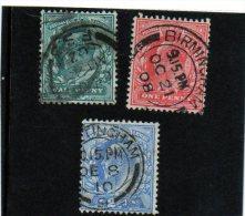 1902 Gran Bretagna - Re Edoardo VII - 1902-1951 (Re)