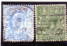 1912 Gran Bretagna - Re Giorgio V - 1902-1951 (Re)