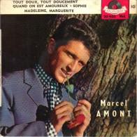EP 45T MARCEL AMONT - Vinyles