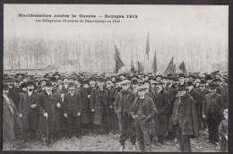 BOURGES - Adeca Neudin N° 91 - Manifestation Contre La Guerre - Tirage 00954/1000 - Très Bon état - Bourges