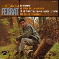 45TEP JEAN FERRAT - Vinyl Records