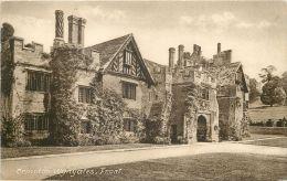 Compton Wynyates, Warwickshire Postcard Frith - Angleterre