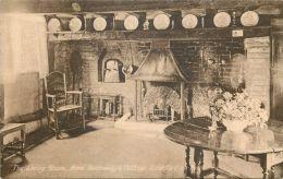 Living Room, Anne Hathaway's Cottage, Stratford On Avon Postcard - Stratford Upon Avon