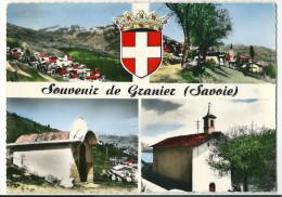 CPSM 73 GRANIER SOUVENIR BELLE MULTIVUE - France