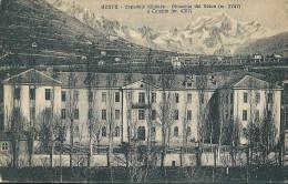 CPA ITALIE AOSTA OSPEDALE MILITARE GHIACCIAI DEL VELAN E COMBIN - Aosta