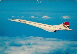 British Airways Concorde Postcard - 1946-....: Moderne