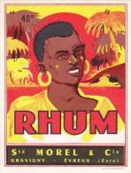 RHUM MAUREL / - Rhum