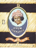 RHUM NORMANDIA 17X13 - Rhum